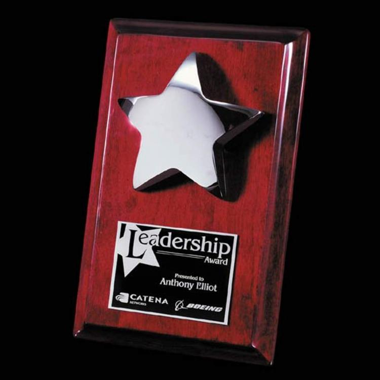 Appleby Star Plaque