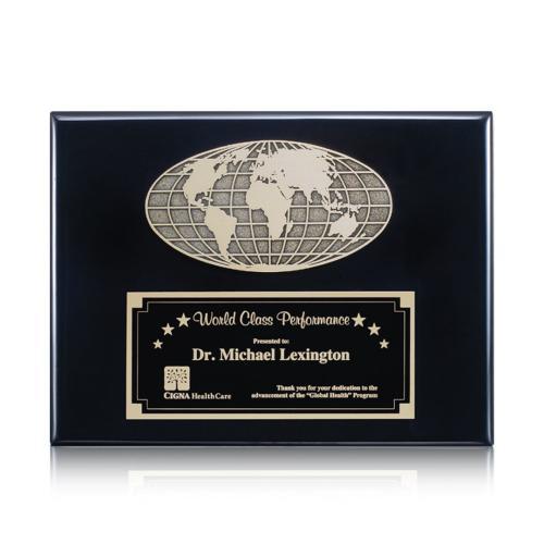 World Plaque