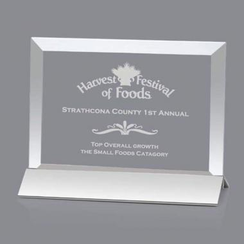 Rainsworth Award - Silver Horizontal