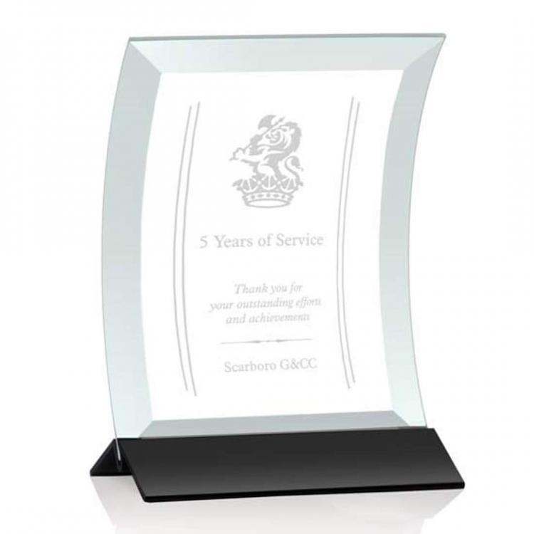 Dominga Award - Jade/Black
