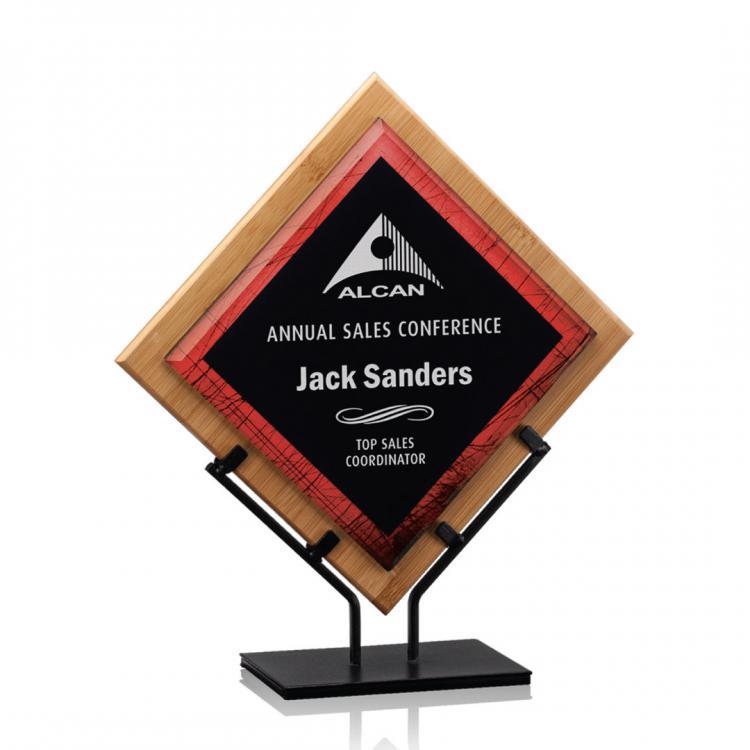 Lancaster Award - Red