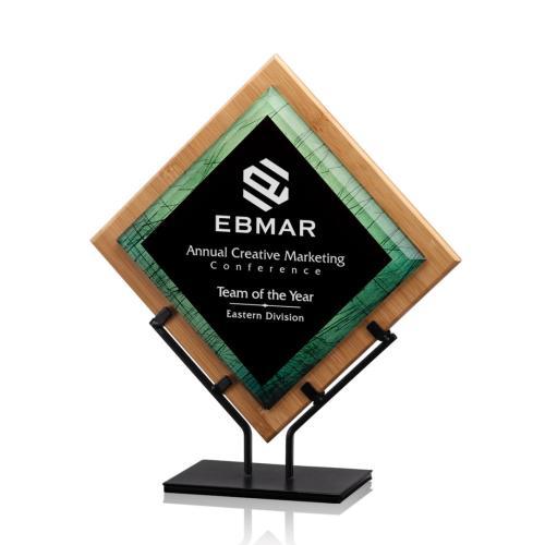 Lancaster Award - Green