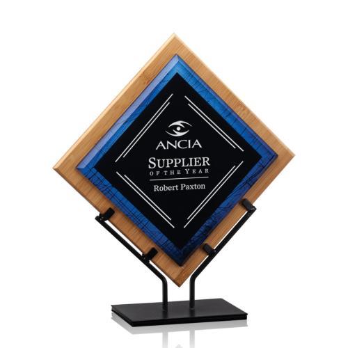 Lancaster Award - Blue
