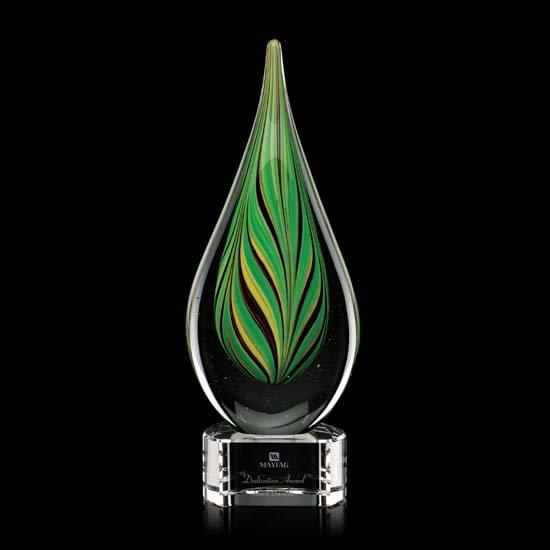 Aquilon Award on Clear Base