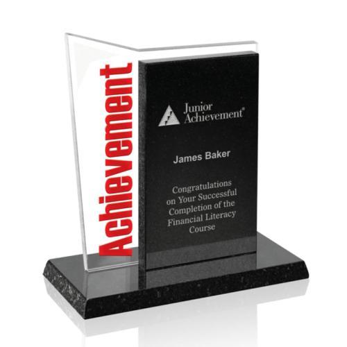 Fortitude Award - Starfire/Granite