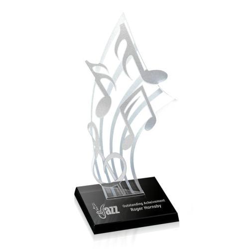 Music Notes Award