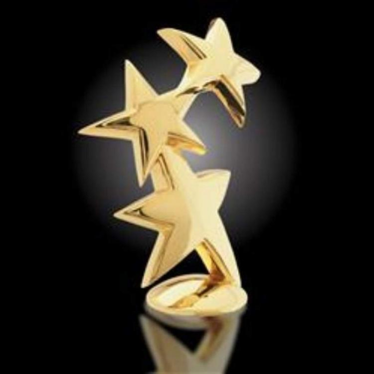 Constellation (FIGURE ONLY) - Gold 8
