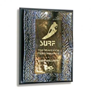 Wave Wall Plaque