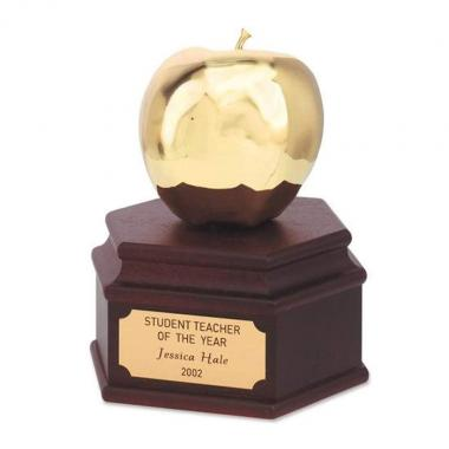 Apple Award - 24K Gold