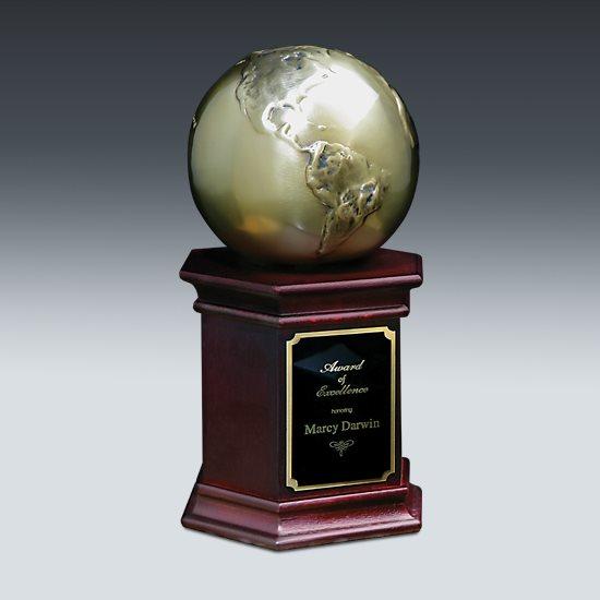 Cast Globe
