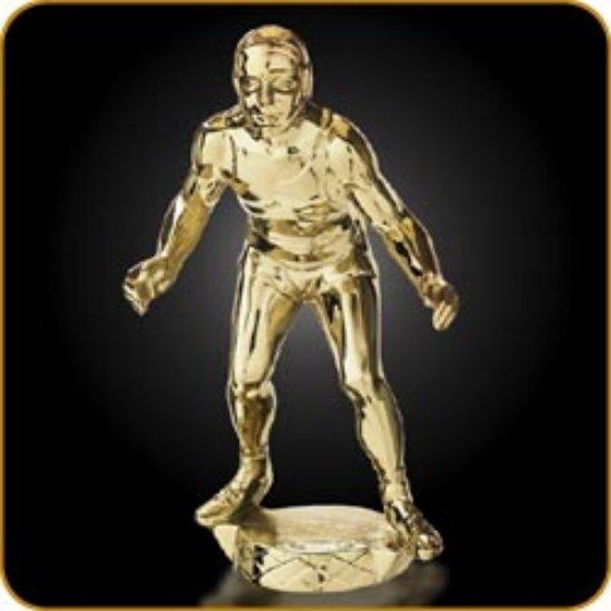 #2 WRESTLER GOLD