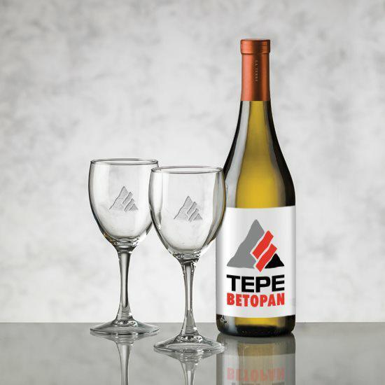Chardonnay - VividPrint™ & Carberry Wine Set
