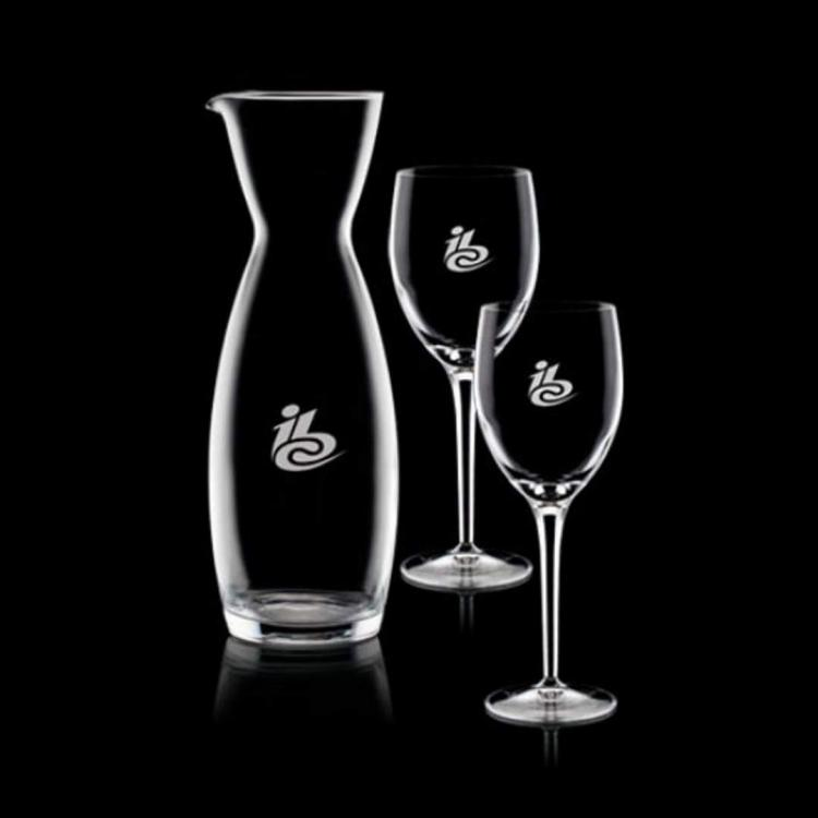 Hemlock Carafe & Wine