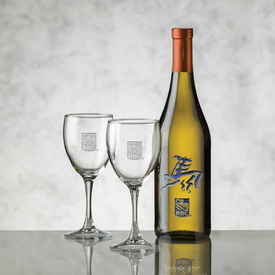 Chardonnay - Deep Etch & Carberry Wine Set
