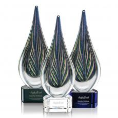 Art Glass Awards & Trophies - Cobourg Award