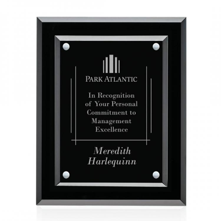 Lexicon Plaque - Silver