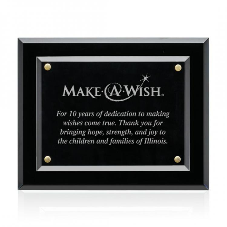 Lexicon Plaque - Gold