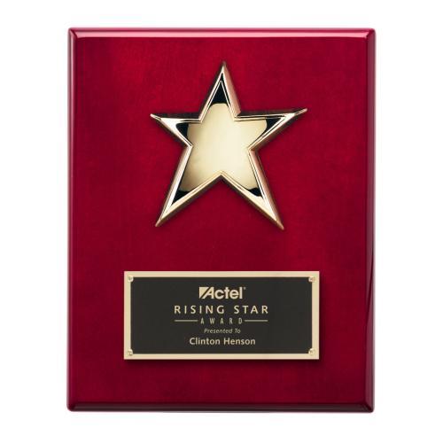 Star Plaque