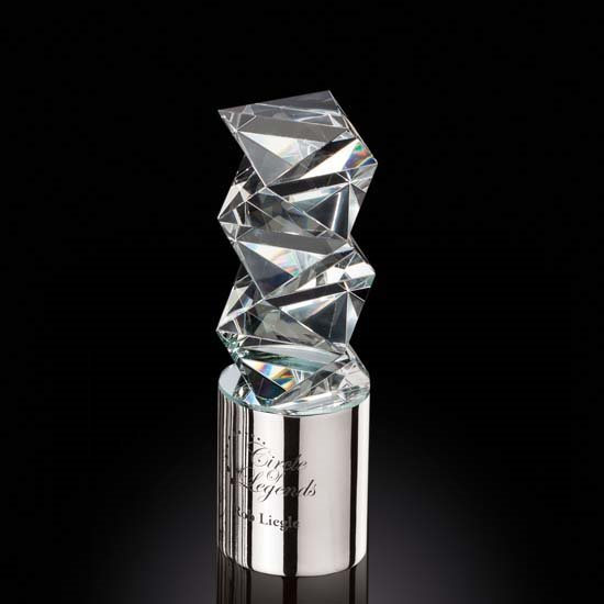 Fractal Award - Optical /Silver