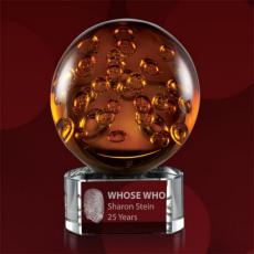 Art Glass Awards & Trophies - Avery