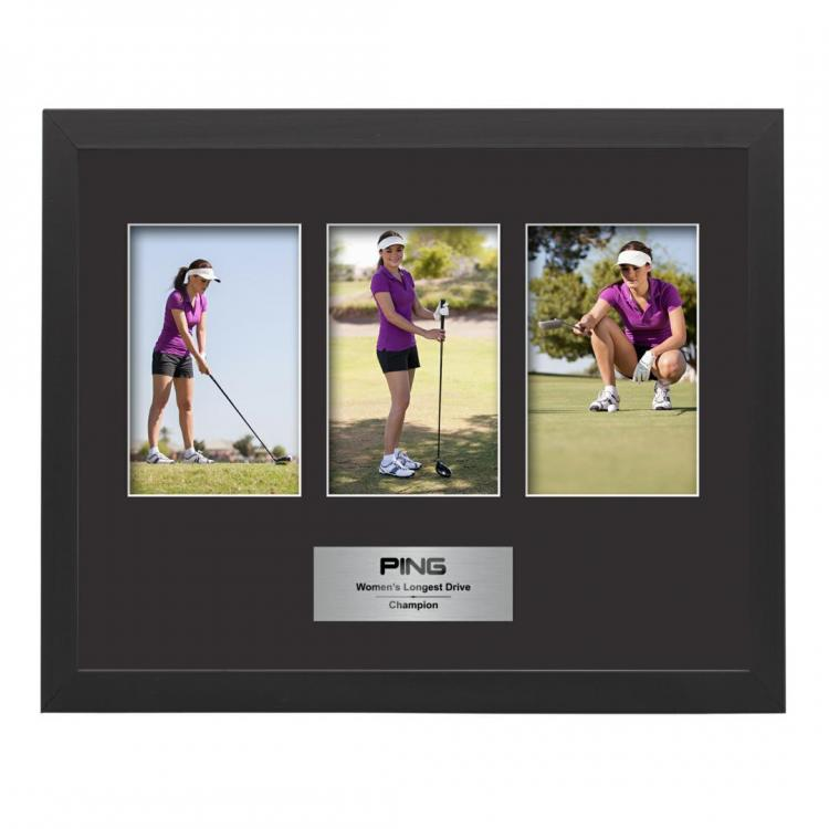 Enrica 3 Picture Frame