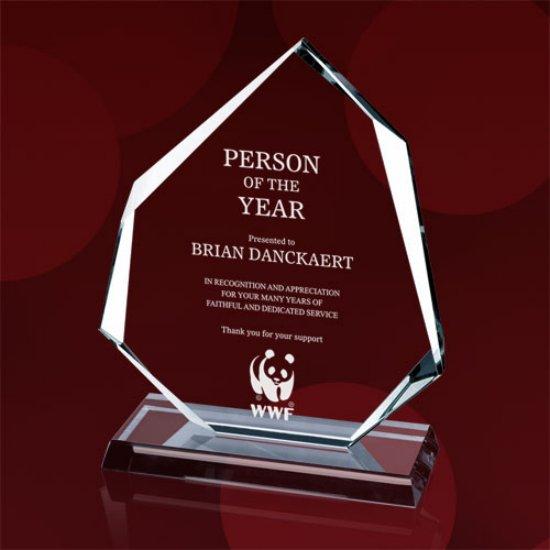 Administrator Award - Starfire