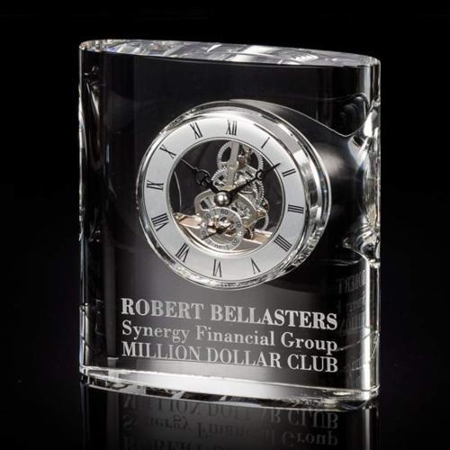 Burke Clock Award - Optical