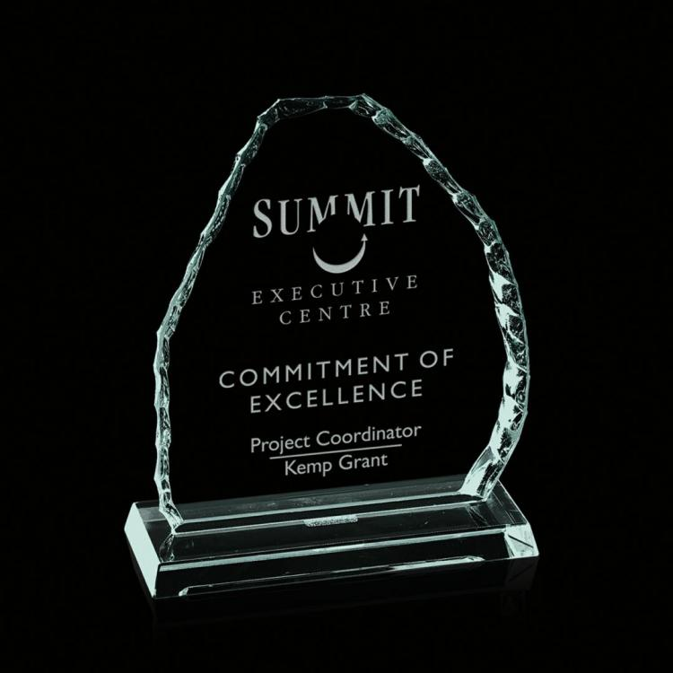 Iceberg Mountain Award - Jade 3/4