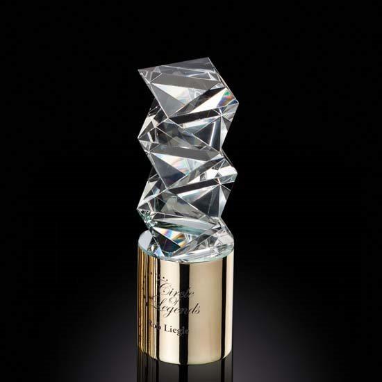 Fractal Award - Optical /Gold