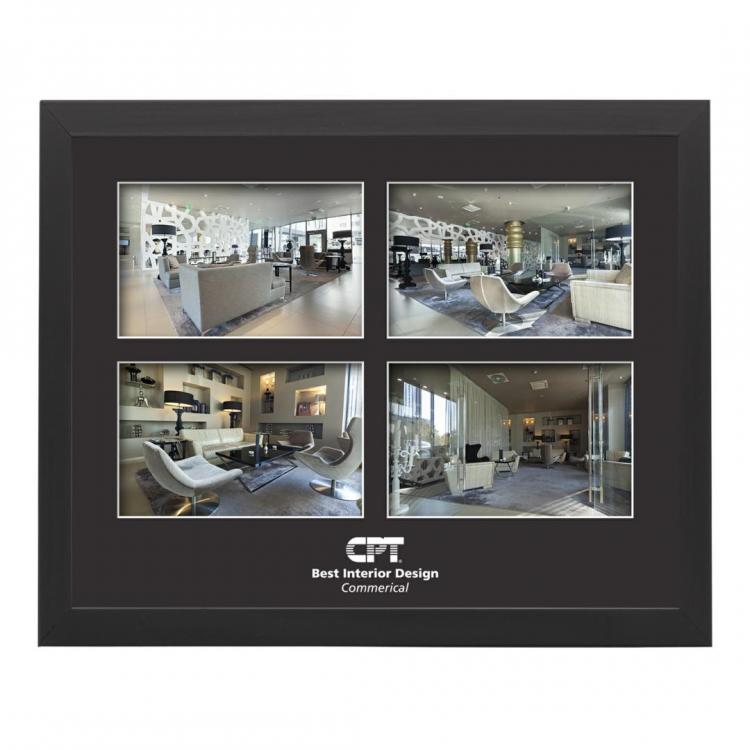Dunmore 4 Picture Frame