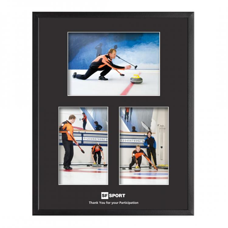 Dubois 3 Picture Frame