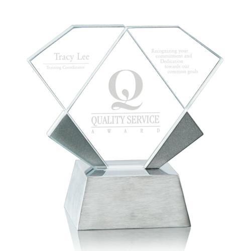 Bawden Award - Starfire/Aluminum