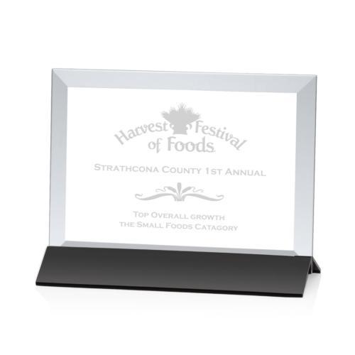 Rainsworth Award - Black Horizontal