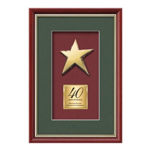 Baron Rising Star - Mahogany/Gold