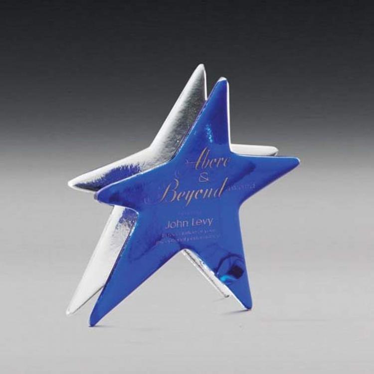 Sapphire Art Glass Award