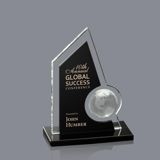 Adalina Globe Award - Black
