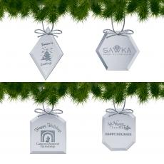 Personalized Corporate Gifts - Mirror Ornaments