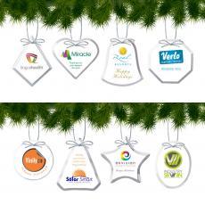 Ornaments - Starfire Ornaments w/VividPrint™