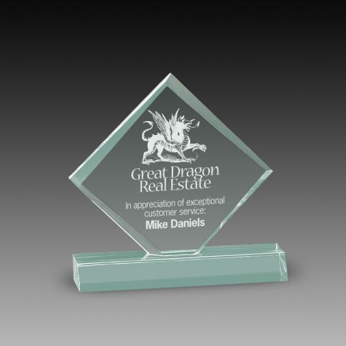 Diamond Acrylic Awards