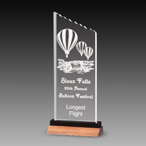 Premium Peak Acrylic Awards