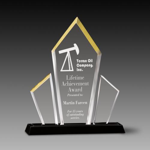 Presidential Acrylic Awards