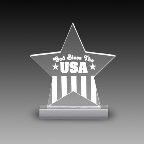 Star Acrylic Awards