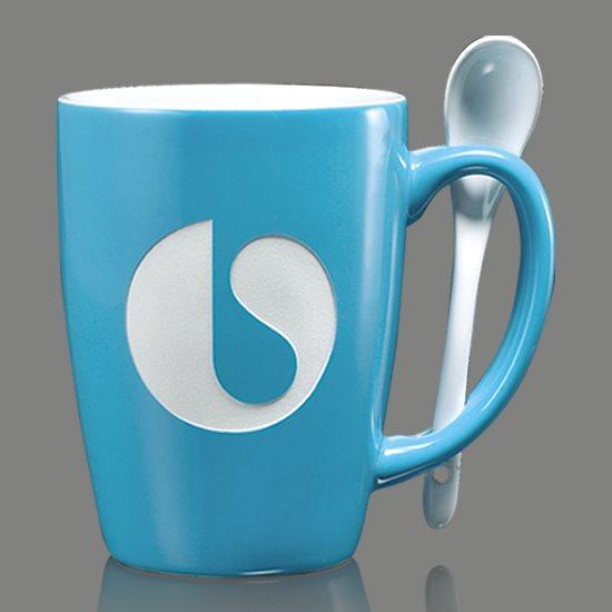 Winfield Mug & Spoon
