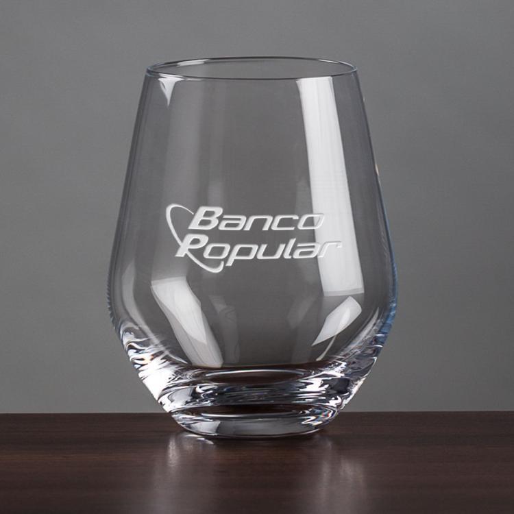 Carnoustie Whiskey Taster - Deep Etch 11.5oz