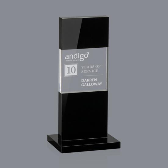 Basilia Award - Black