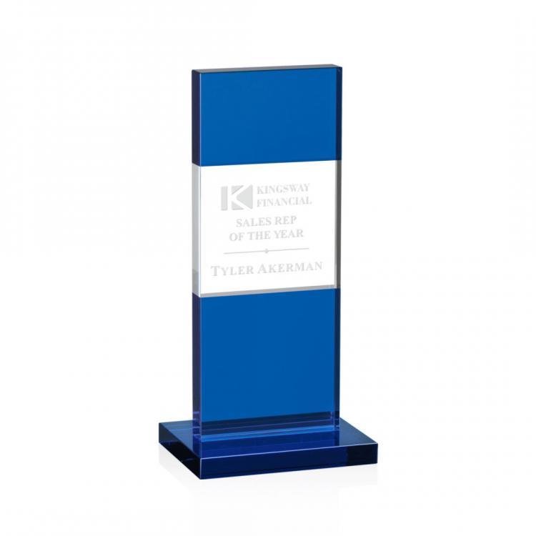 Basilia Award - Blue