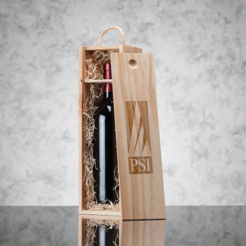 Lahner Wine Crate
