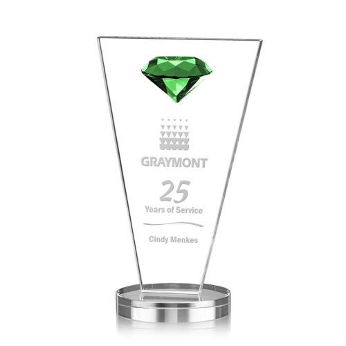Jervis Gemstone Award - Emerald