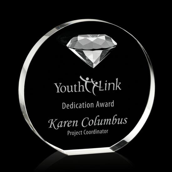 Anastasia Gemstone Award - Diamond