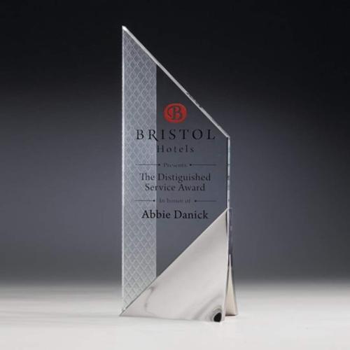Criterion Peak Award